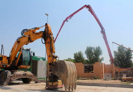 Fotka galérie Výstavba bytových domov - 30