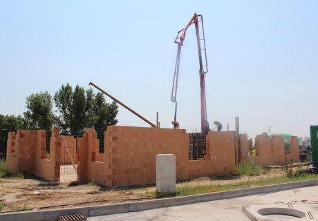 Fotka galérie Výstavba bytových domov - 28