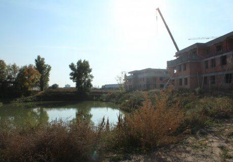 Fotka galérie Výstavba bytových domov - 17