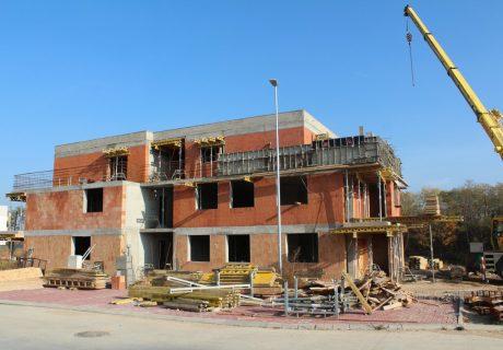 Fotka galérie Výstavba bytových domov - 24