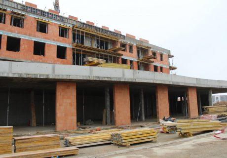 Fotka galérie Výstavba bytových domov - 9