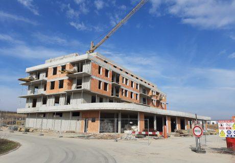 Fotka galérie Výstavba bytových domov - 7