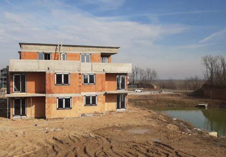Fotka galérie Výstavba bytových domov - 13