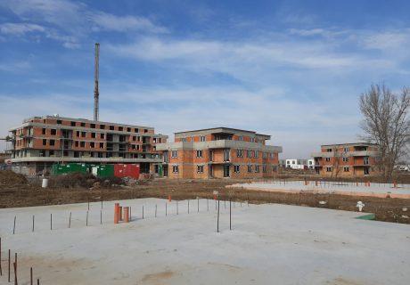 Fotka galérie Výstavba bytových domov - 4