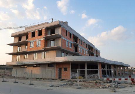 Fotka galérie Výstavba bytových domov - 11