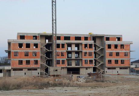 Fotka galérie Výstavba bytových domov - 10