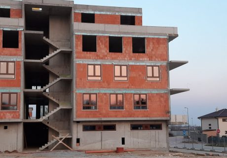 Fotka galérie Výstavba bytových domov - 0