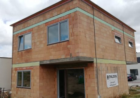 Fotka galérie Výstavba rodinných domov - 10