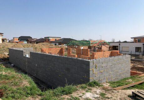 Fotka galérie Výstavba rodinných domov - 8