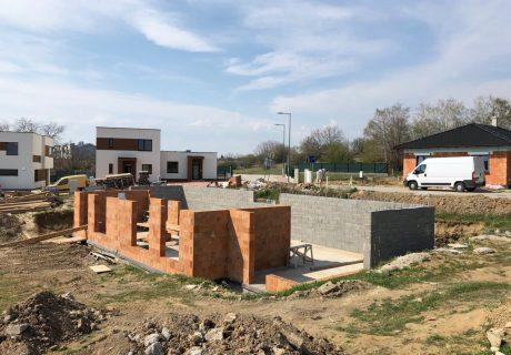 Fotka galérie Výstavba rodinných domov - 5